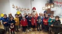 Quelques photos de la Saint-Nicolas en maternelle