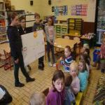 Une action du cycle 10-12 en faveur de la banque alimentaire de Malonne