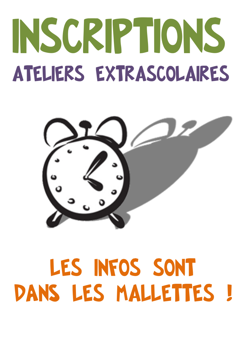 ateliers affiche